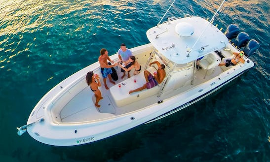 Center Console Rental In St. Thomas