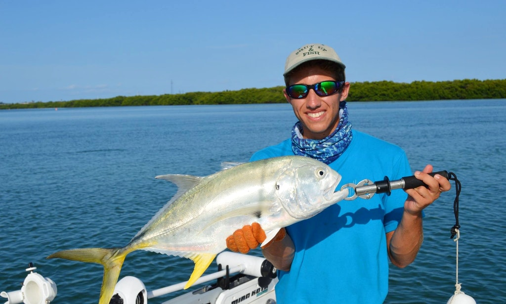Fort myers fishing charter with captain eric getmyboat for Fishing charter fort myers beach fl