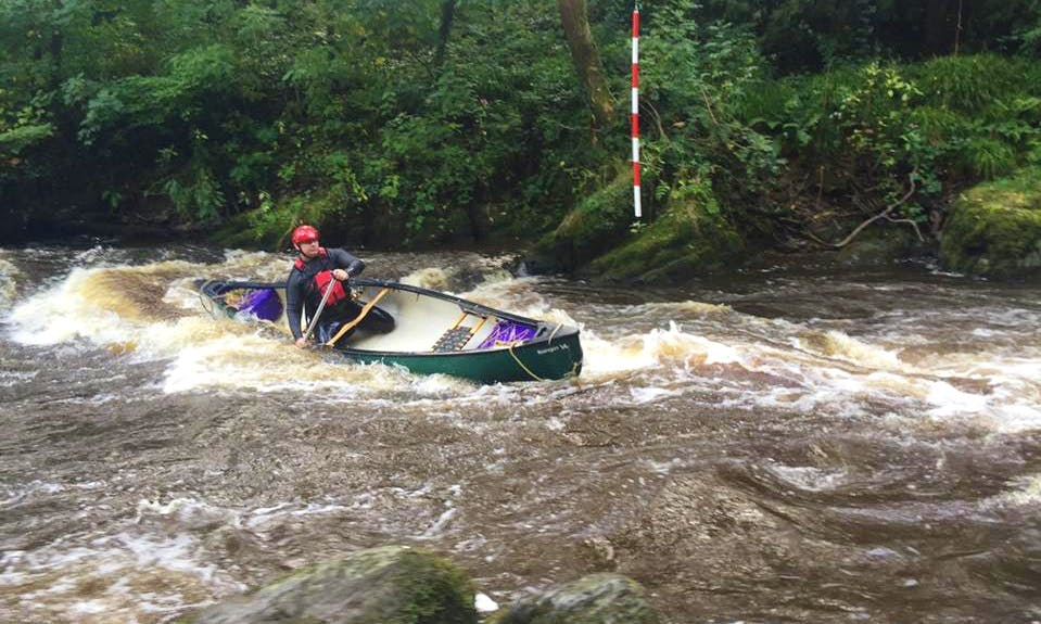Enjoy Canoe Courses in Pontwelly, Wales