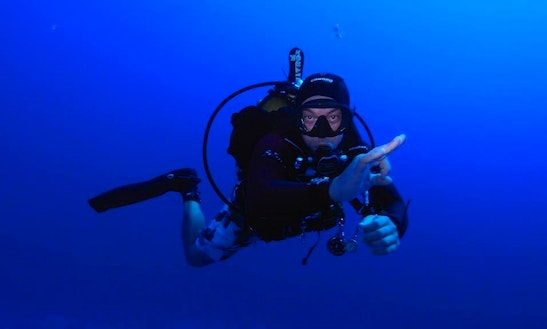 Enjoy Diving Trips And Courses In Kuşadası, Aydın