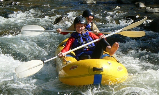 Enjoy Rafting Trips On Sabie River In Mpumalanga, South Africa