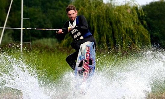 Enjoy Wakeboarding In Plau Am See, Mecklenburg-vorpommern