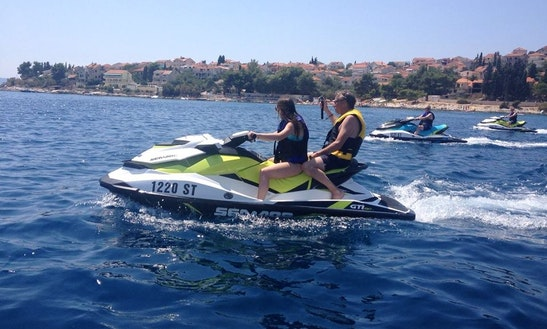 Rent A Sea Doo Gti 130 Jet Ski In Split, Croatia