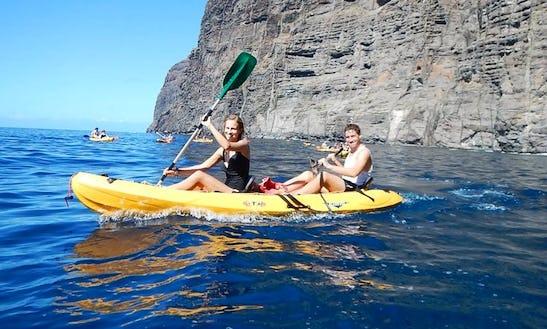 Enjoy Kayak Tours At Canary Islands, Spain