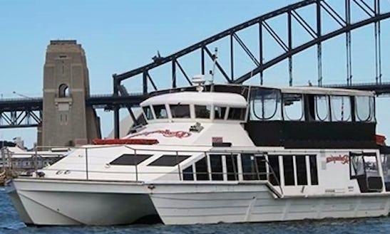 Enjoy Sydney, New South Wales On Redemption Power Catamaran