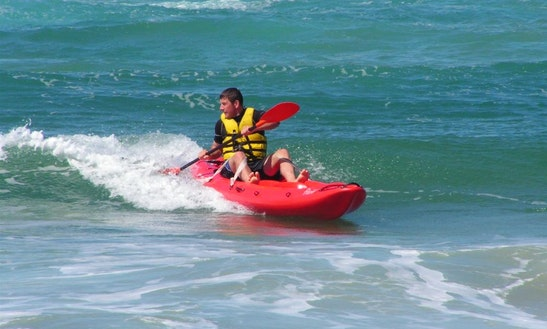 Hire Single Kayaks In Tweed Heads, New South Wales