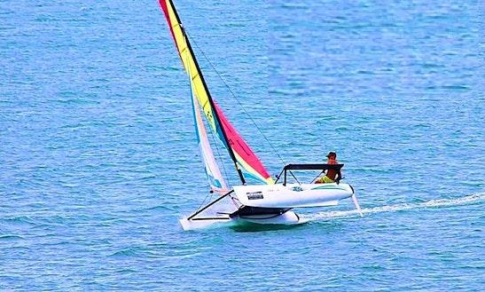 Rent  17' Beach Catamaran In Ko Samui, Thailand