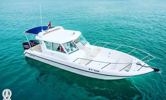 Charter 31' Gulf Craft Head Boat In Dubai, Uae