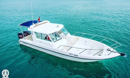 Charter 31' Gulf Craft Head Boat In Dubai, Uae