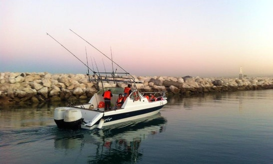 Dubai Fishing Charter On 31' Fishing Boat