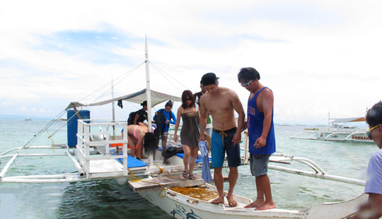 Enjoy Island Hopping Tours In Cebu City, Philippines