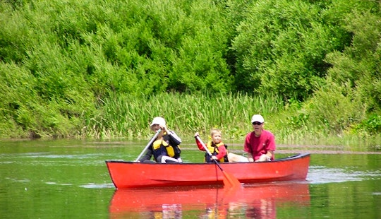 Enjoy Triple Canoe Rental & Lessons In Brant, Ontario