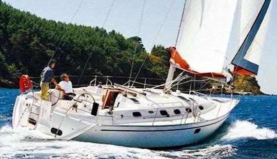 Charter 43' Spirit Of June Cruising Monohull In Badachro, Scotland