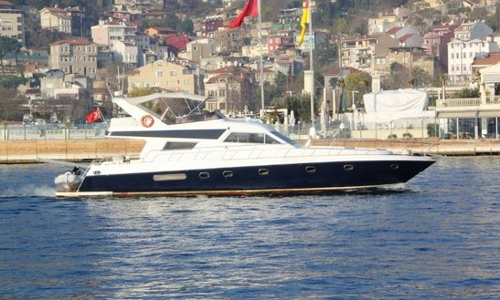 Charter 41' Motor Yacht In Istanbul, Turkey