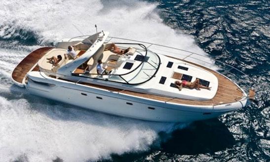 Charter 40' Motor Yacht In Istanbul, Turkey