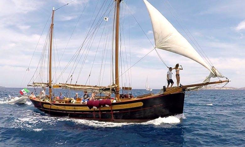 Enjoy Sardegna, Italy on Valentina II Gulet