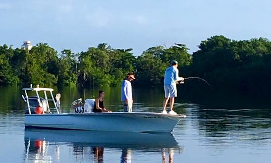Tarpon Fishing Charter On 20ft