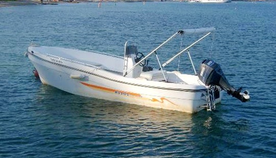 Rent A Xristina Center Console In Dassia, Greece