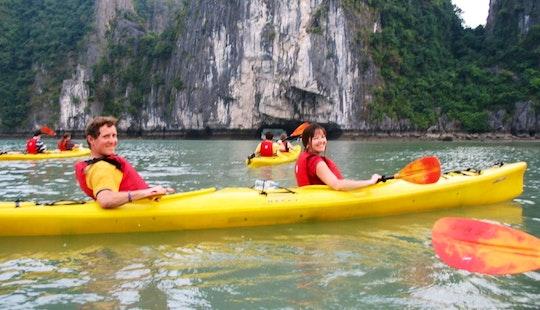 Enjoy Double Kayak Tours In Hanoi, Vietnam