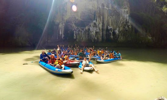 Enjoy Canoe Tours In Tambon Ratsada, Phuket
