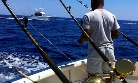 Private Deep Sea Fishing Trip With Transfer In Dubai, Uae