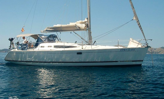 Charter 39' Cruising Monohull In Betlem, Spain