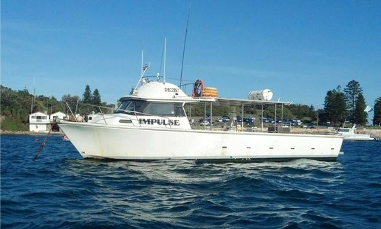 Enjoy Fishing In Terrigal, New South Wales With Captain John