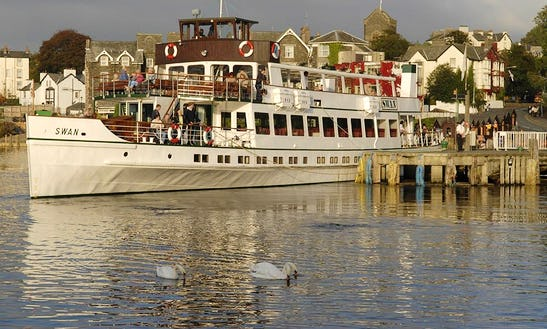 Charter 142' Passenger Boat In Bowness-on-windermere, England