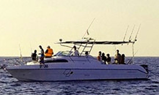 4 Hours Boat Tour In Dubai, Uae On This 34ft Motor Yacht