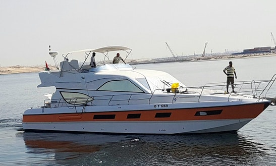Captained Charter On 3 Bedroom Power Mega Yacht In Dubai, Uae