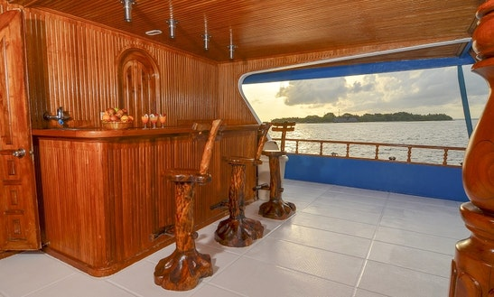 Liveaboard For Charter In Maldives