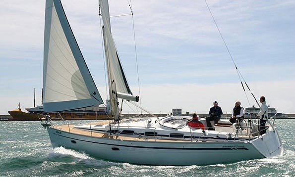 "Charter 40ft ""Madrugada"" Bavaria Cruiser From Corfu, Greece"