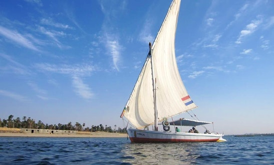 Private Sailing Trips On The Aswan Nile River With Captain Ayoub