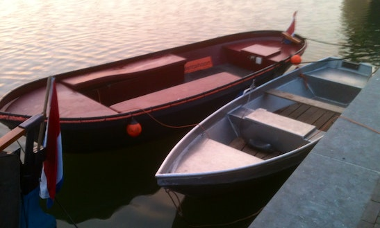 Electric Boat Rental In Hoorn