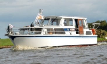 Rent 29' Phoenix Motor Yacht in Friesland, Netherlands