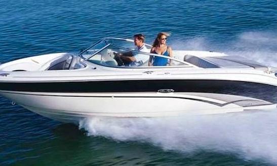Rent 21' Bowrider Sea Ray In Dania Beach, Florida