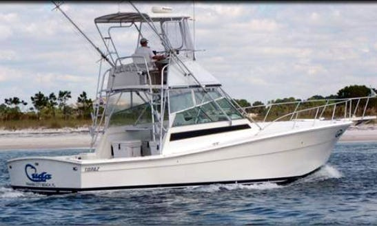 Enjoy Fishing At Panama City Beach, Florida With Captain Bill