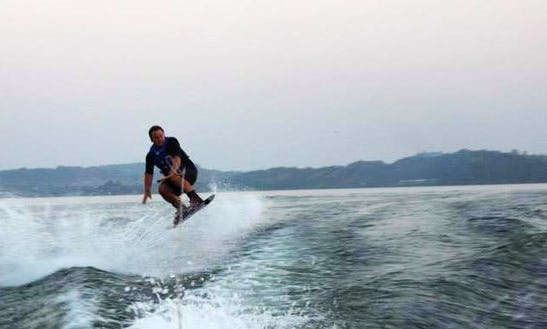 Enjoy Wakeboarding In Colombo, Sri Lanka