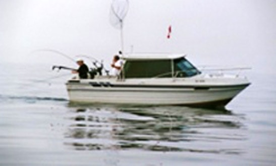 Enjoy Fishing In Ottawa, Ontario With Captain Wayne