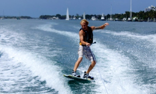 Enjoy Wakeboarding And Water Skiing In West Palm Beach, Florida