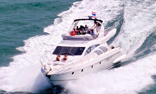 Exhilarating Boating Experience In Phuket, Thailand