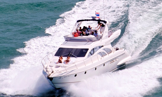 Exhilarating Boating Experience In Phuket, Thailand
