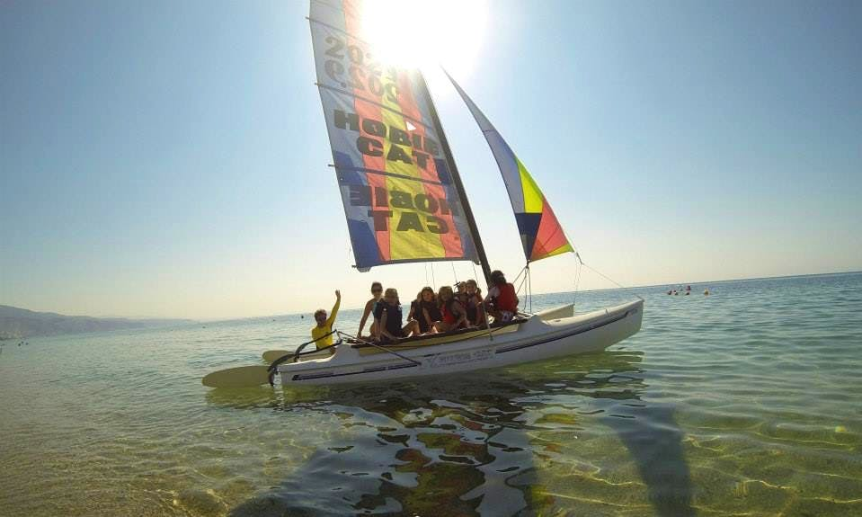 Rent a Beach Catamaran in Motril, Andalucía