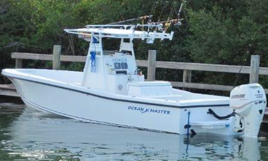 Enjoy fishing on 22 39 sterling pro center console in vero for Fishing charters fort pierce fl