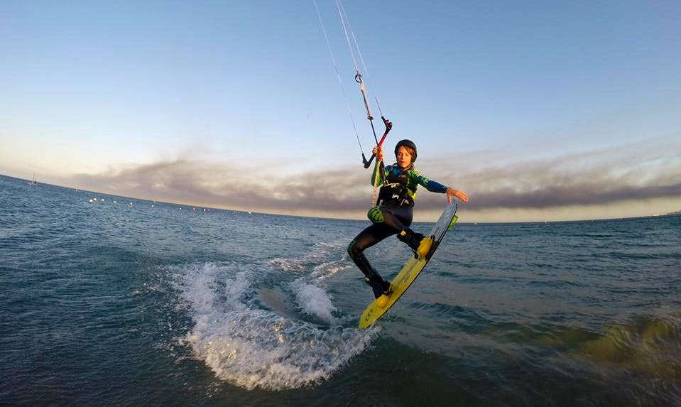 Enjoy Kiteboarding Rental & Courses in Motril, Andalucía