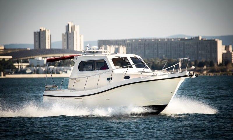 Charter 30' Motor Yacht in Bibinje, Zadarska županija