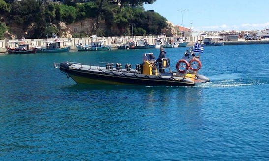 Enjoy Diving Trips And Courses In Patitiri, Alonissos