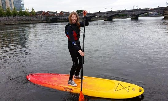 Enjoy Stand Up Paddleboard Tours & Lessons In Limerick, Ireland