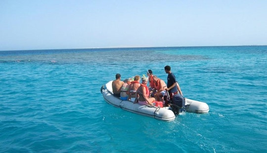 Enjoy Snorkeling Trips In El Gouna, Red Sea Governorate