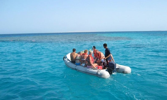 Enjoy Snokerlling Trips In El Gouna, Red Sea Governorate